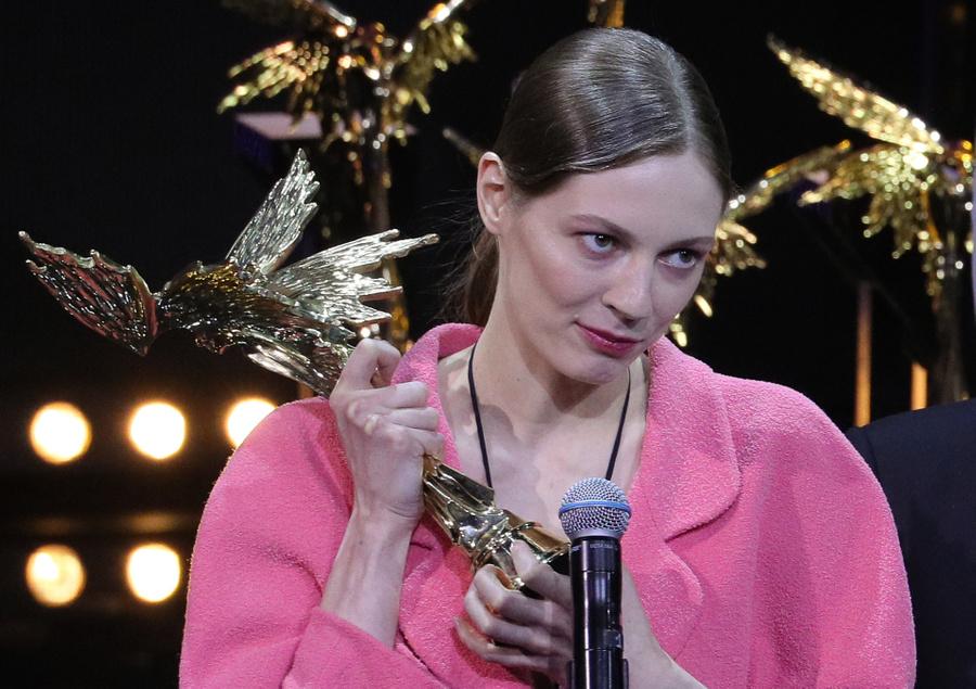 <p>Актриса Виктория Мирошниченко. Фото © Гавриил Григоров / ТАСС</p>