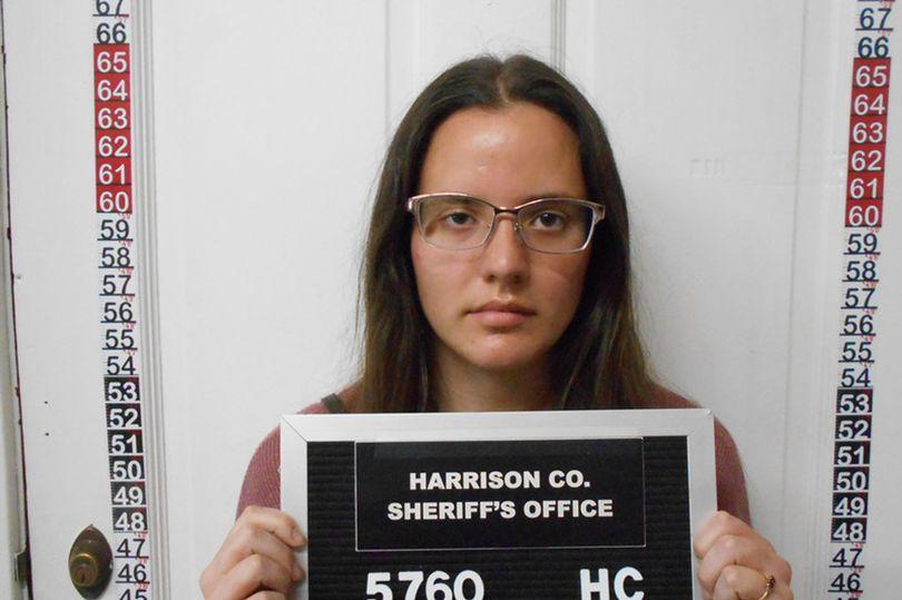 Фото © Harrison County Sheriff's Office