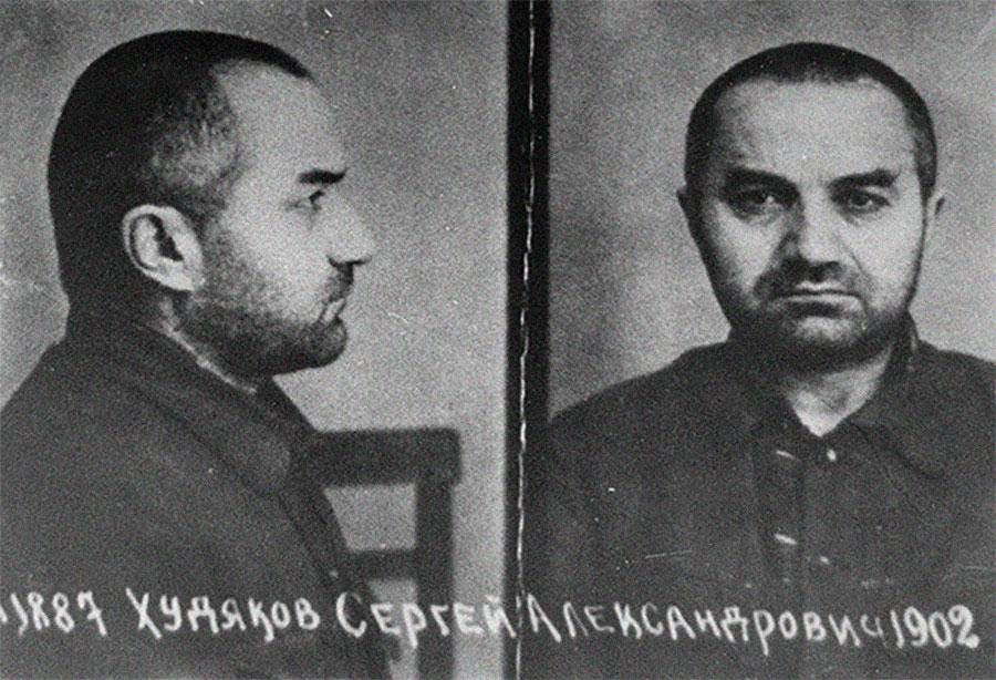 Маршал Худяков. Фото © Public Domain
