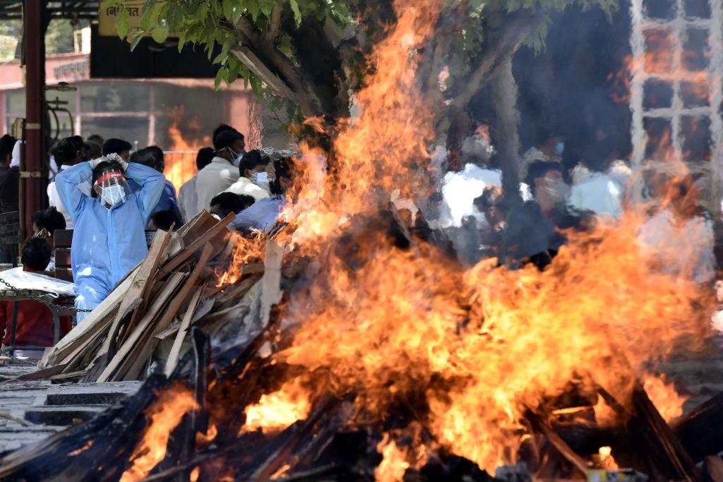 Фото © Sonu Mehta / Hindustan Times via Getty Images