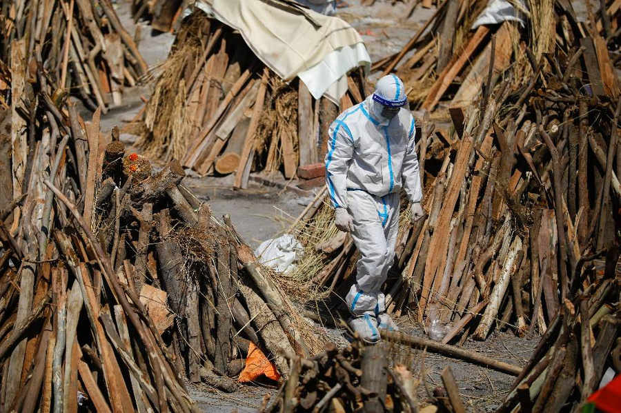 Фото © ТАСС / Amarjeet Kumar Singh / SOPA Images via ZUMA Wire