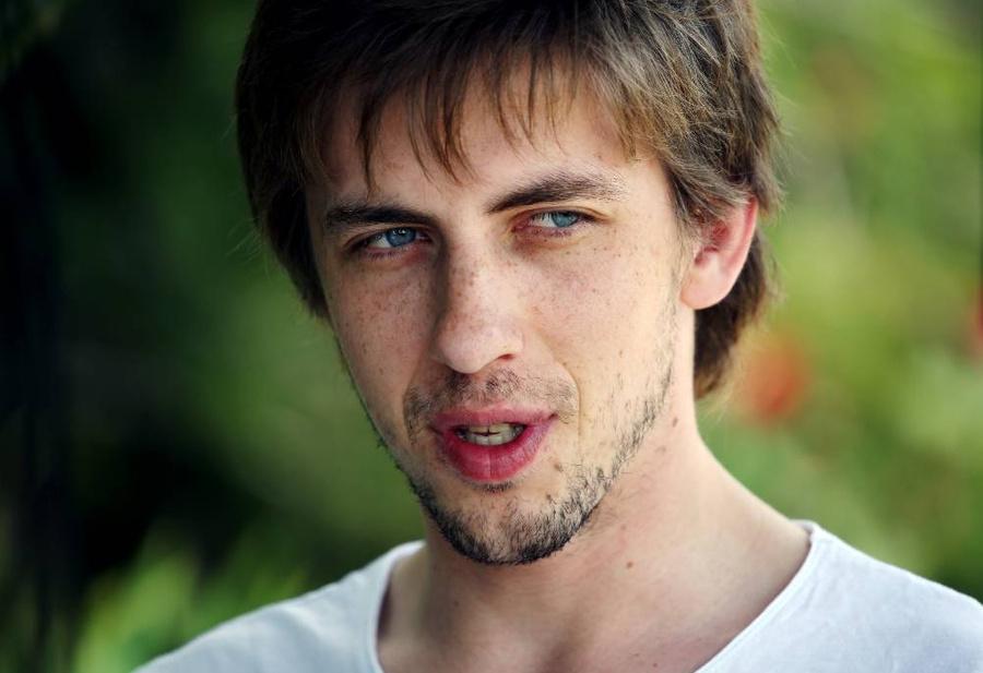 <p>Актёр Александр Паль. Фото © ТАСС / Артём Геодакян </p>