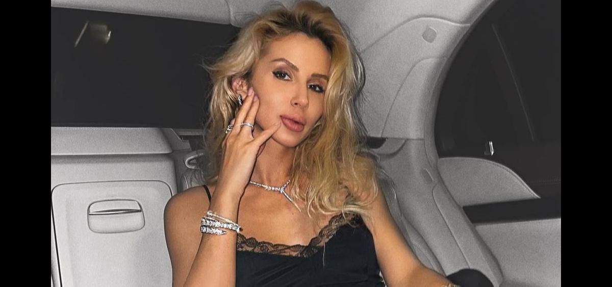 1051341336013.7357 В Сети появился снимок Лободы без прикрас, где видно, насколько изуродованы её губы