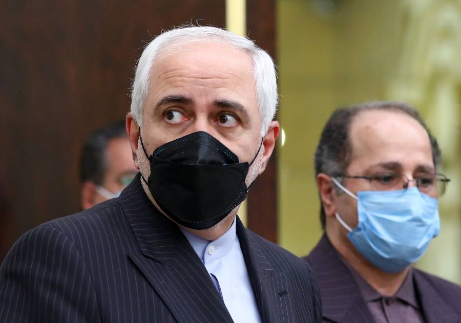 <p>Мохаммад Зариф. Фото © ТАСС \ Пресс-служба МИД РФ</p>