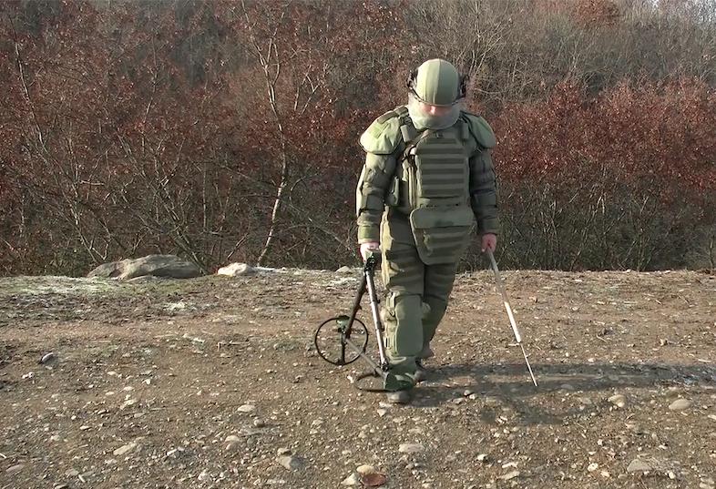 <p>Миротворческий контингент ВС РФ в Нагорном Карабахе. © Минобороны РФ / ТАСС</p>