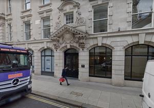 Офис Свердлова на Wimpole Str. Фото ©Google Maps