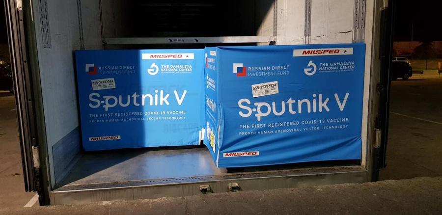 <p>Фото © twitter/sputnikvaccine</p>