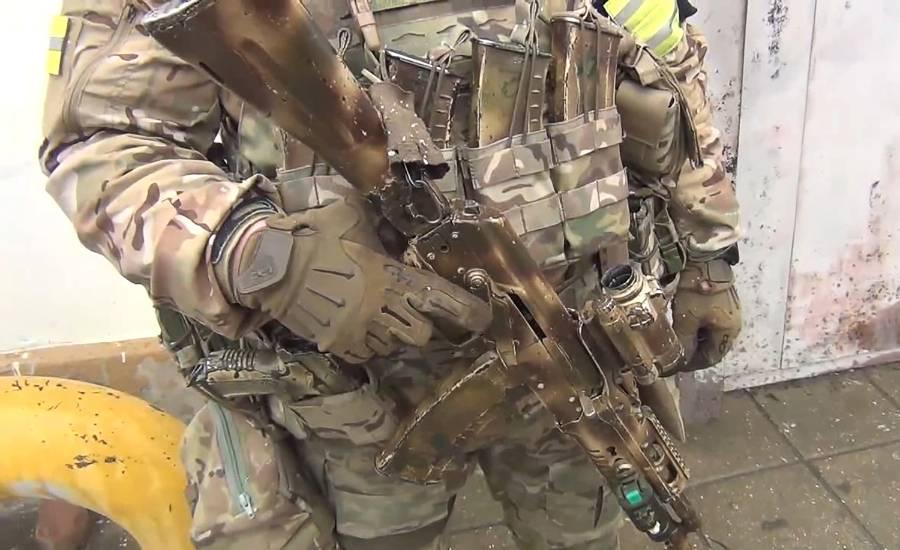 <p>Фото © ТАСС / Снимок из видео / Информационный центр Национального антитеррористического комитета (НАК)</p>