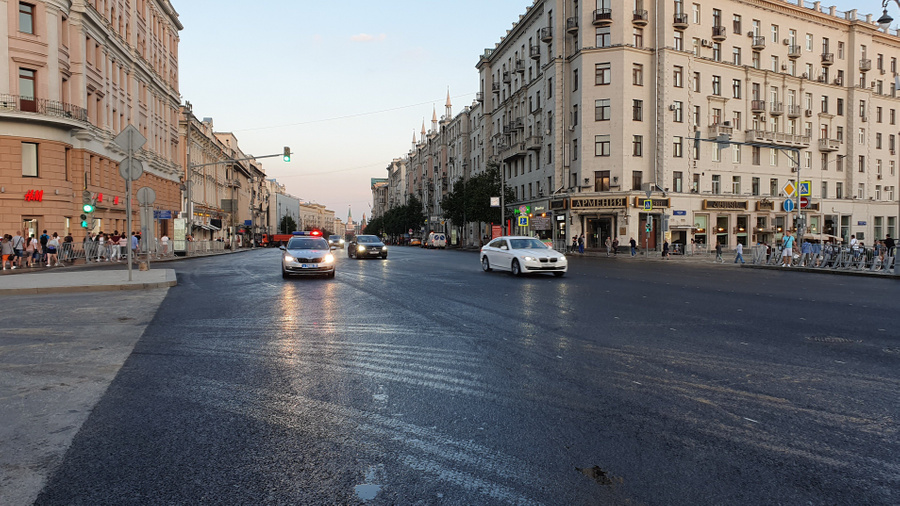 """<p>Фото © Агентство городских новостей """"Москва"""" / Денис Воронин</p>"""