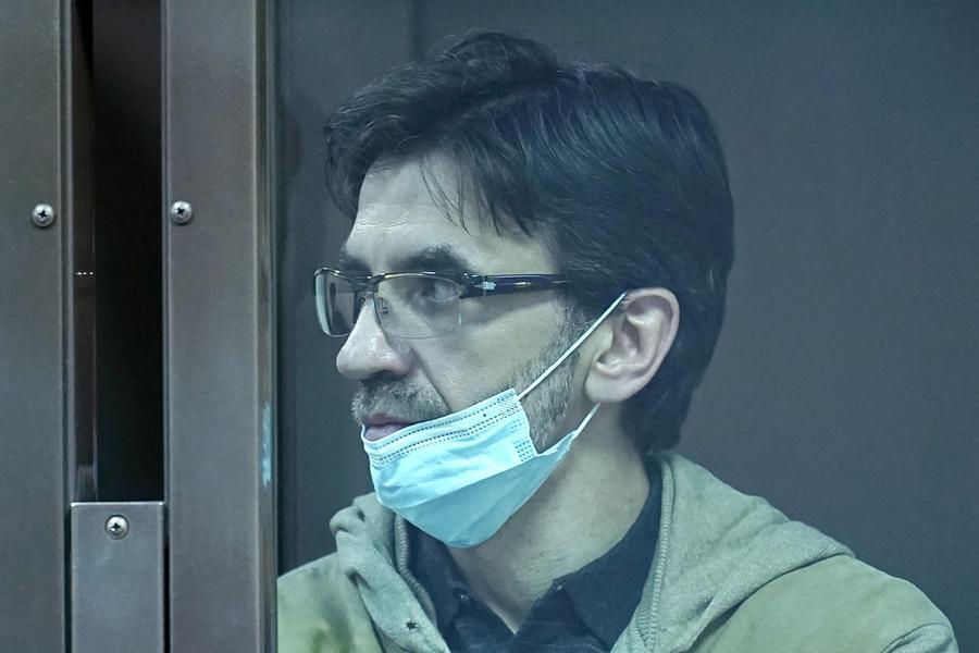 <p>Михаил Абызов. Фото © ТАСС / Пресс-служба Мосгорсуда</p>