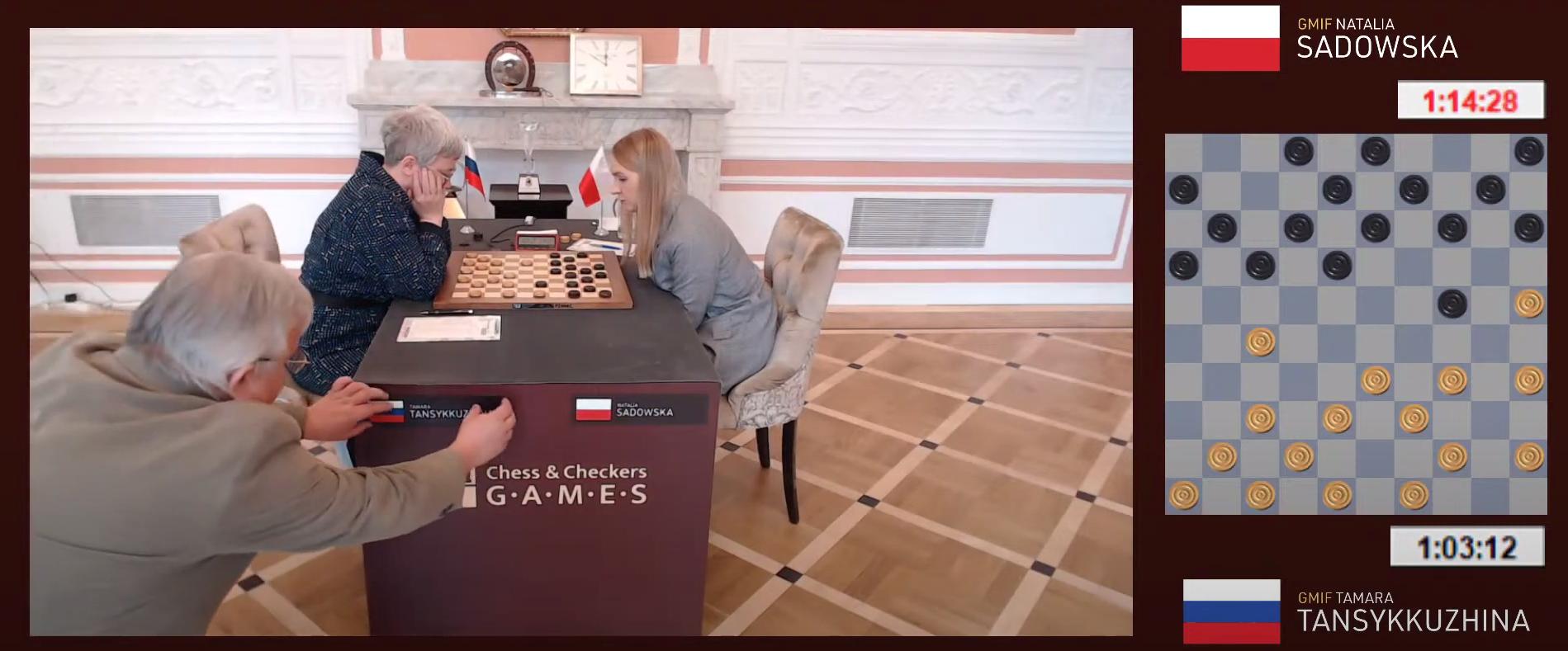 Не знал, как отреагирует Тамара: Организаторы объяснили, почему убрали российский флаг на ЧМ по шашкам