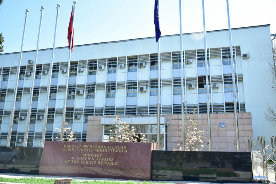 Фото © Официальный сайт МИД Киргизской Республики