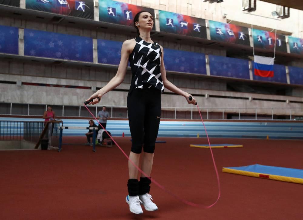 Российскую легкоатлетку Ласицкене допустили до международных стартов