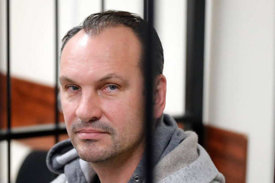 Михаил Хабаров. Фото © ТАСС / Михаил Джапаридзе