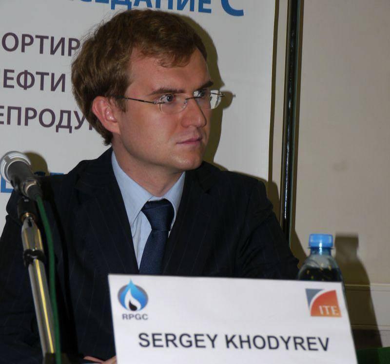 Сергей Ходырев. Фото © Facebook / Реутов для жизни