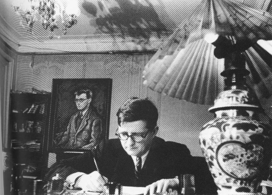 Дмитрий Шостакович. Фото © ТАСС