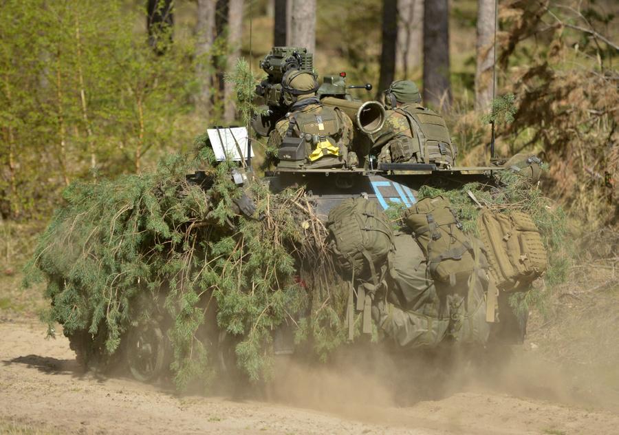 "<p>Фото © <a href=""https://www.facebook.com/Bundeswehr/?__tn__=-UC*F"" target=""_blank"" rel=""noopener noreferrer"">Bundeswehr</a></p>"