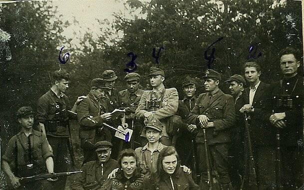 """Лесные братья"". Фото © Lietuvos nacionalinis radijas ir televizija"