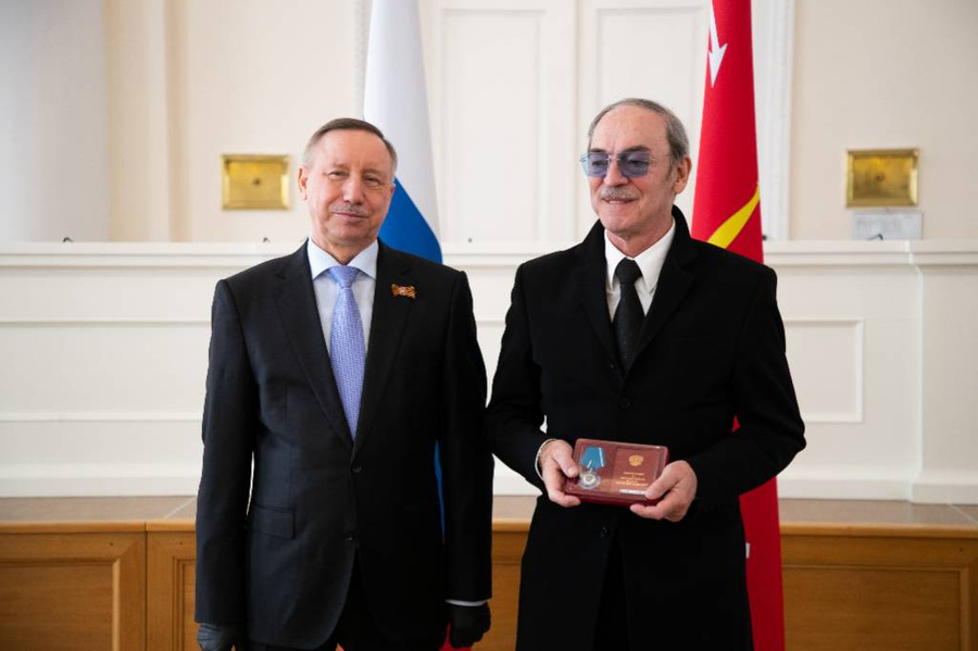 Фото © Администрация Санкт-Петербурга