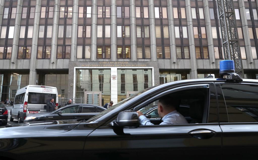 """1170009331416.004 """"Хамское поведение"""": В Совфеде отреагировали на ультиматум Кравчука на переговорах по Донбассу"""