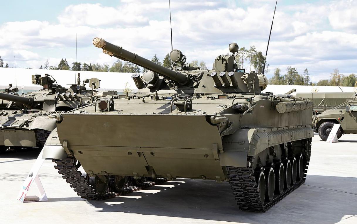 396538188320.86694 National Interest назвал пять видов оружия, которые обеспечат России победу над Украиной
