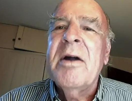 Хосе Луис Инсьярте. Кадр из видео © This Morning