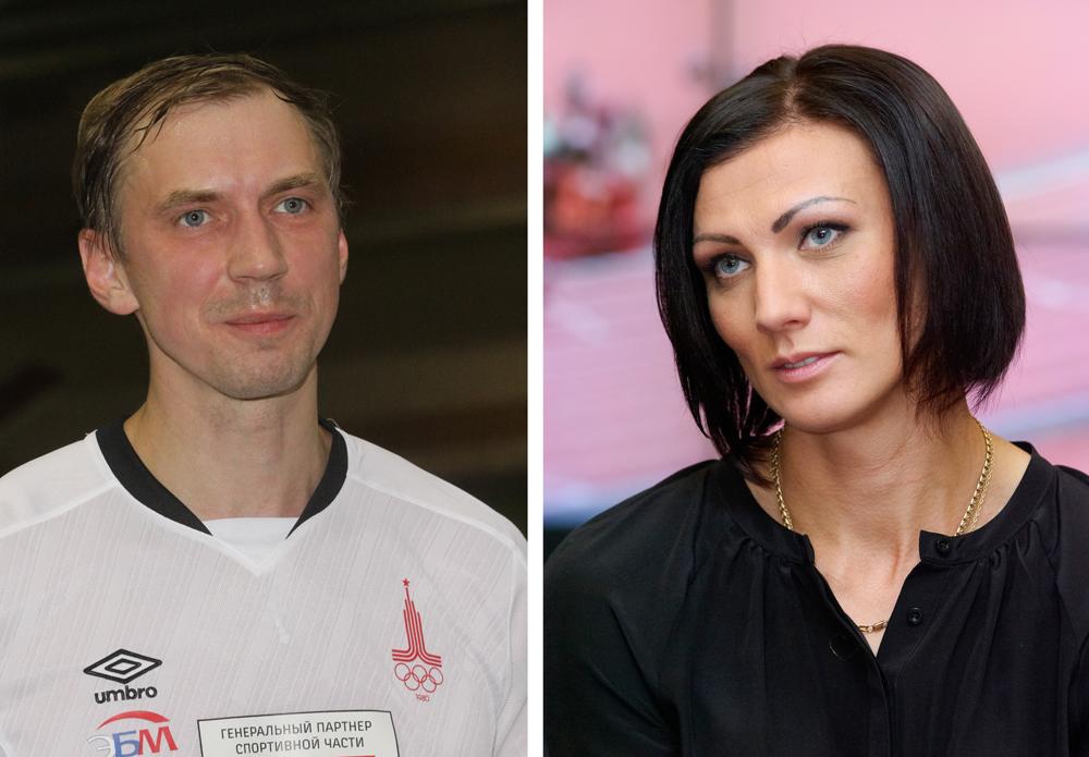 Российские легкоатлеты Антюх и Сильнов дисквалифицированы на 4 года за нарушение антидопинговых правил
