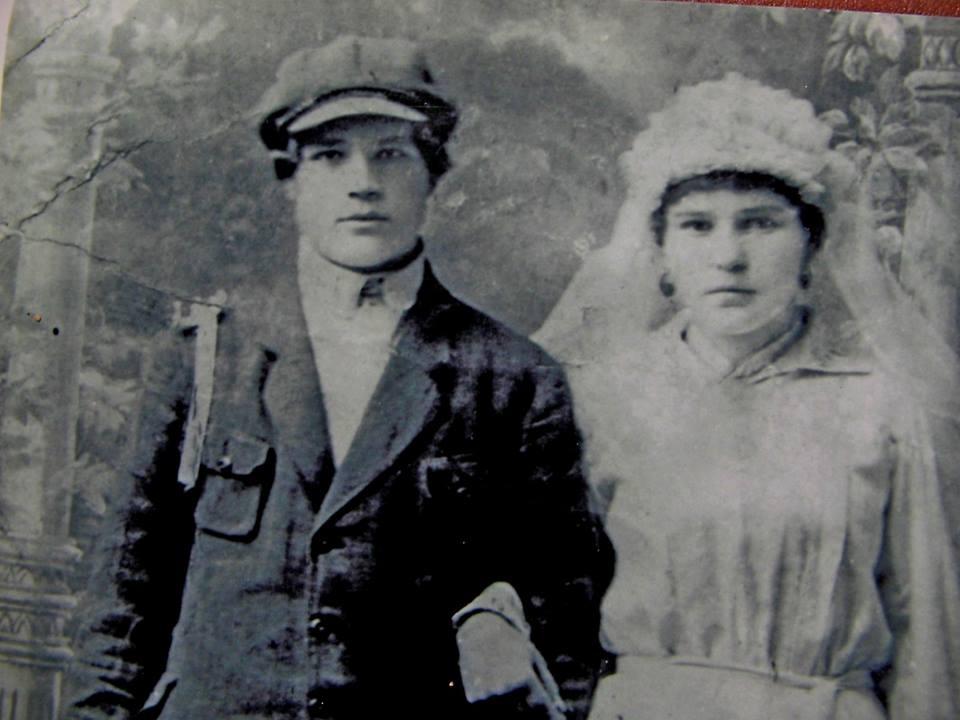 Первый муж Полины Осипенко, Говяз Степан Мефодьевич. Фото ©ru.openlist.wiki