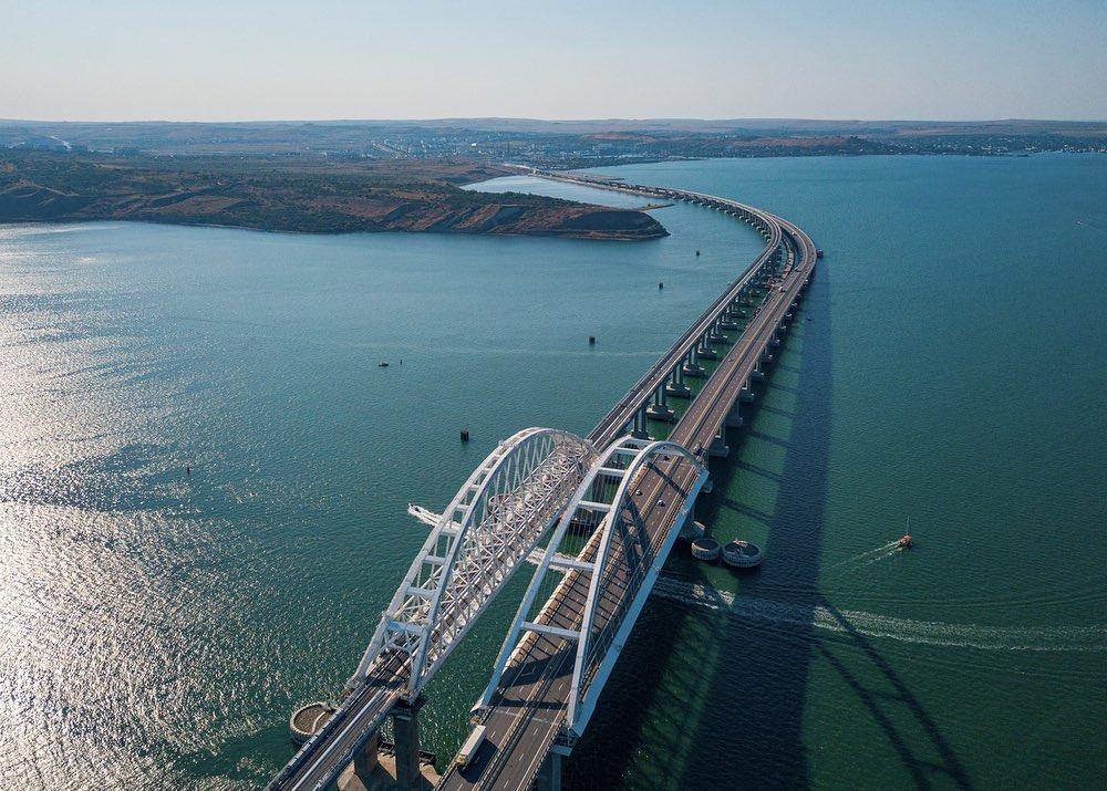 1396932600081.8364 Глава Росгвардии рассказал, насколько хорошо защищён Крымский мост