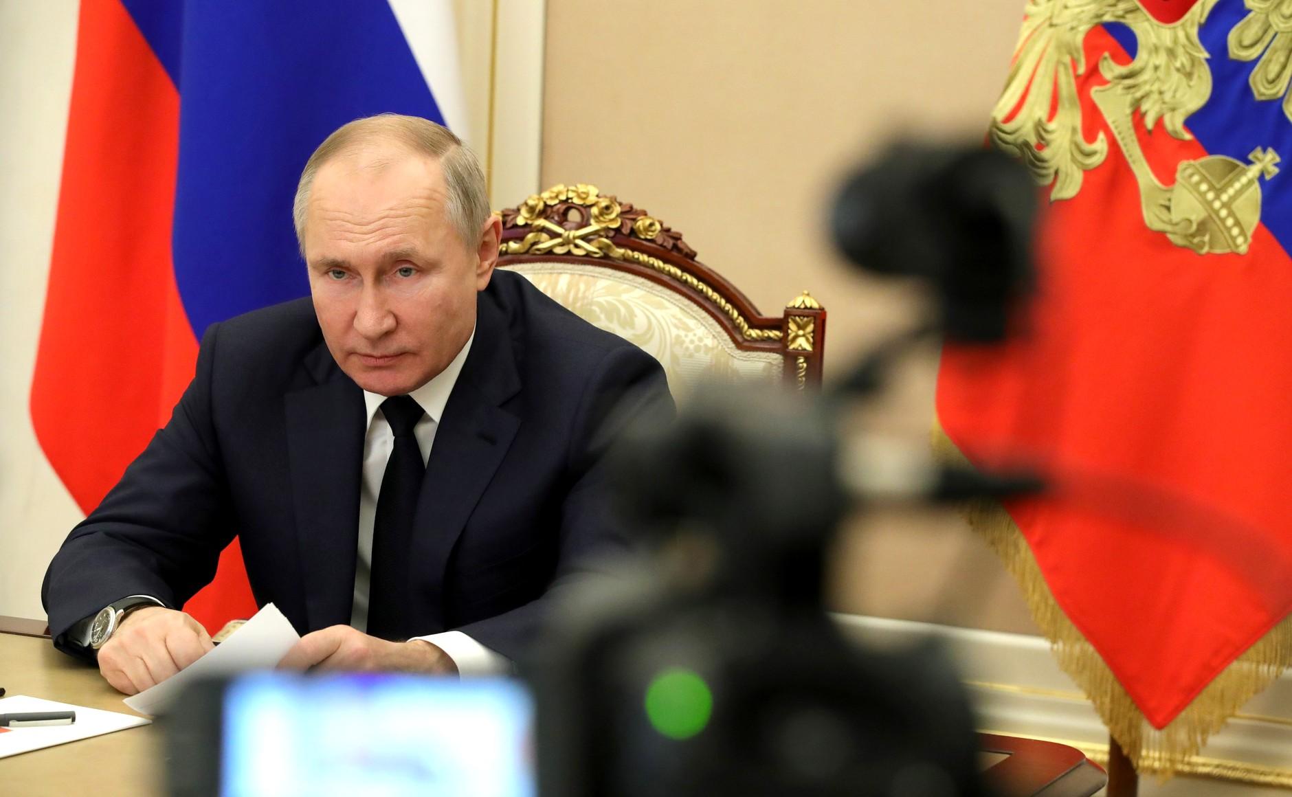 Путин  о ценах на жильё в России: Это не просто рост, это существенный рост