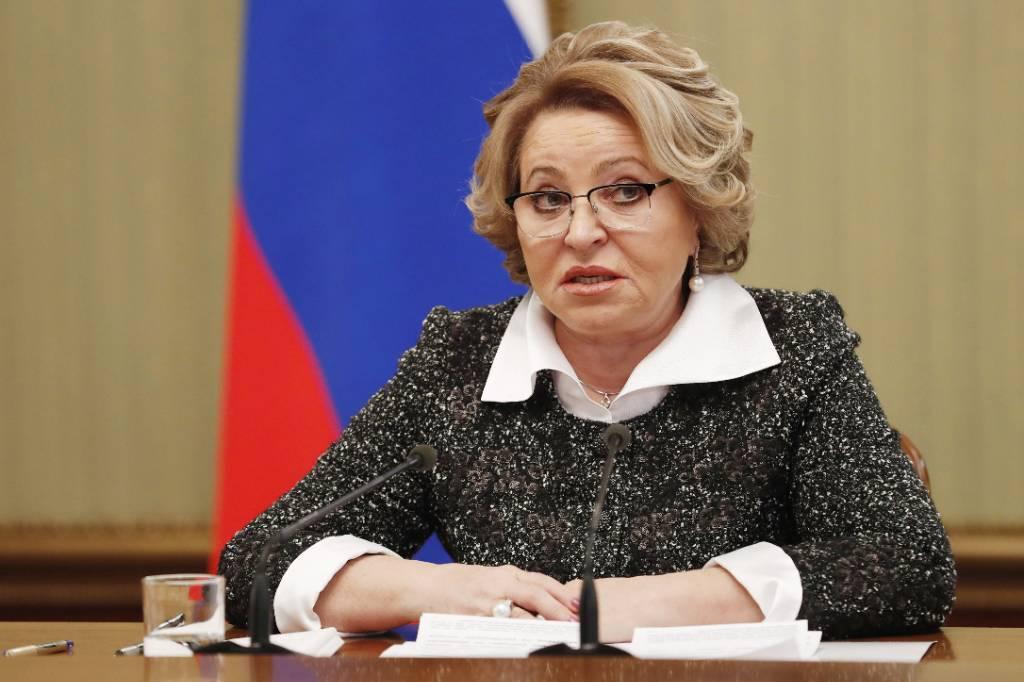 Матвиенко заявила, что Россия раньше многих стран может вступить в новое, постковидное время