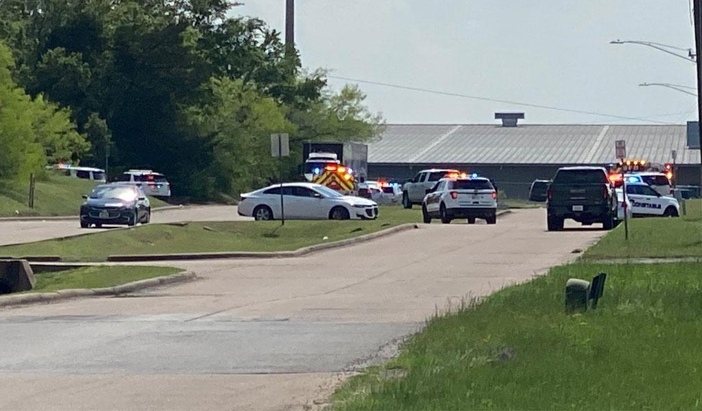 Стрельба в Техасе: ранения получили шесть человек