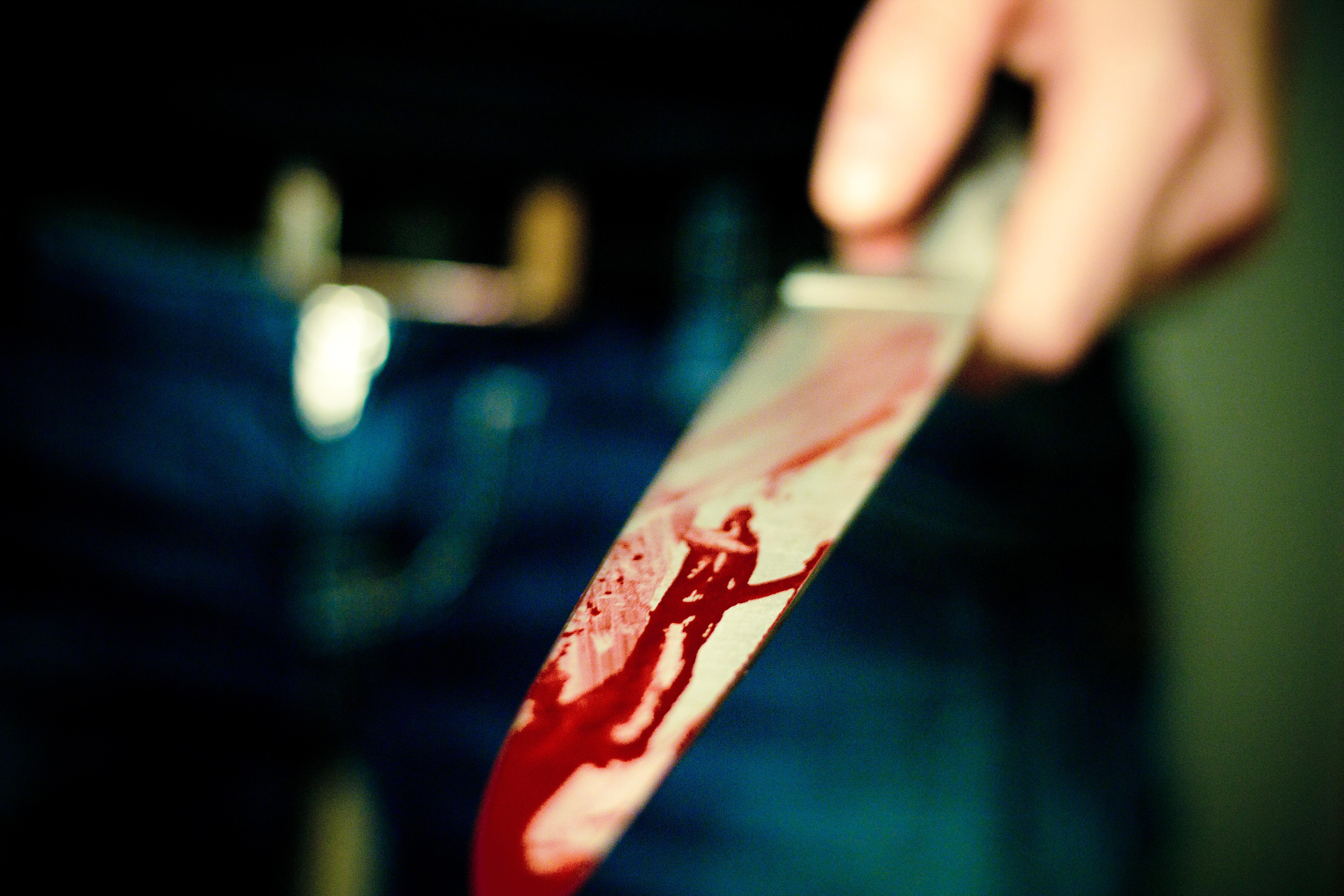Пьяный красноярец с ножом напал на 9-летнего мальчика