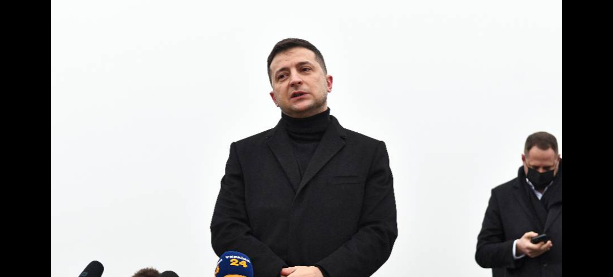 74159435768.54771 Зеленский прибыл с рабочей поездкой в Донбасс