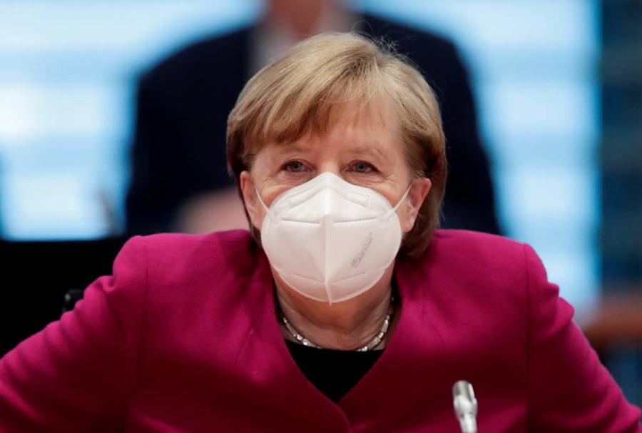 <p>Ангела Меркель. Фото © ТАСС / DPA</p>