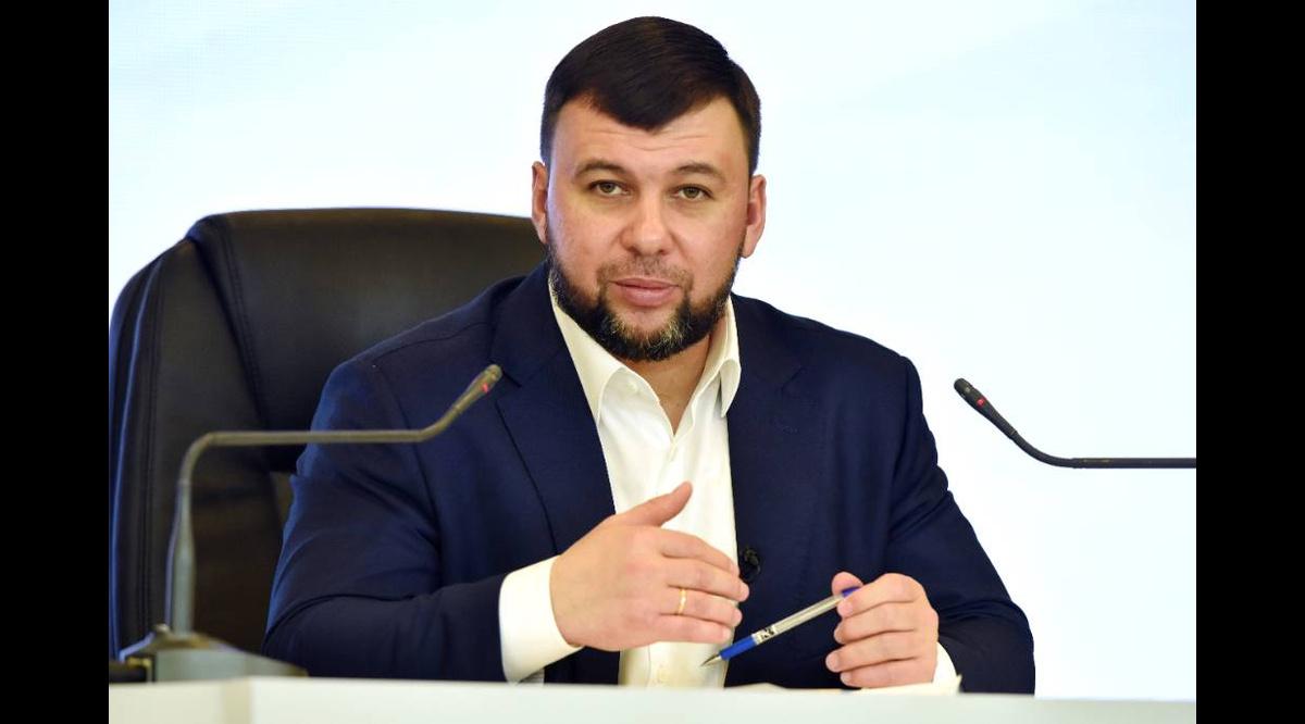 1082646986147.5834 Глава ДНР назвал нелепой просьбу Зеленского взять Украину в НАТО побыстрее