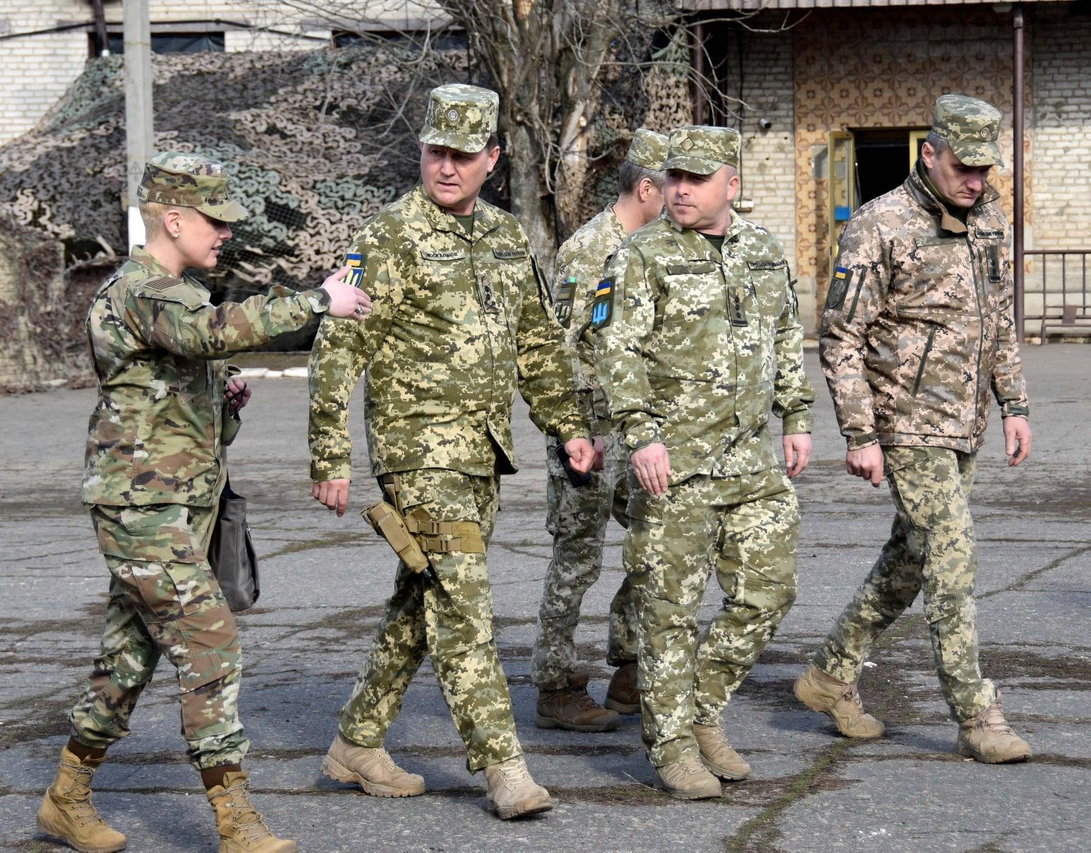 Фото © Facebook / Операція об'єднаних сил / Joint Forces Operation