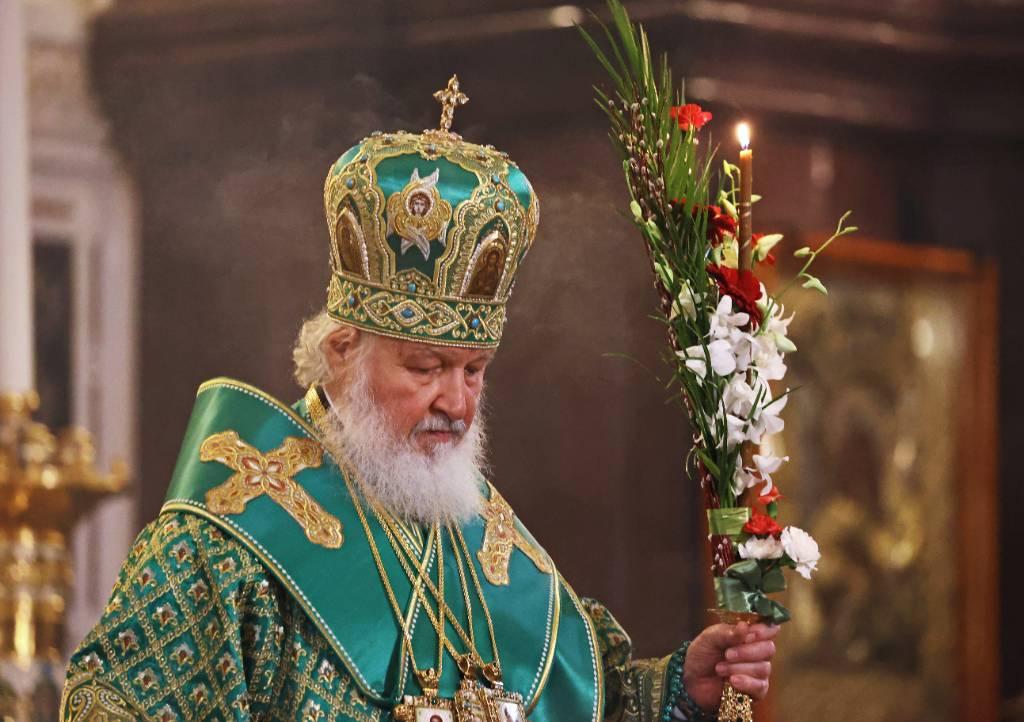 Патриарх Кирилл поздравил верующих с наступающей Пасхой и напомнил о важности милосердия