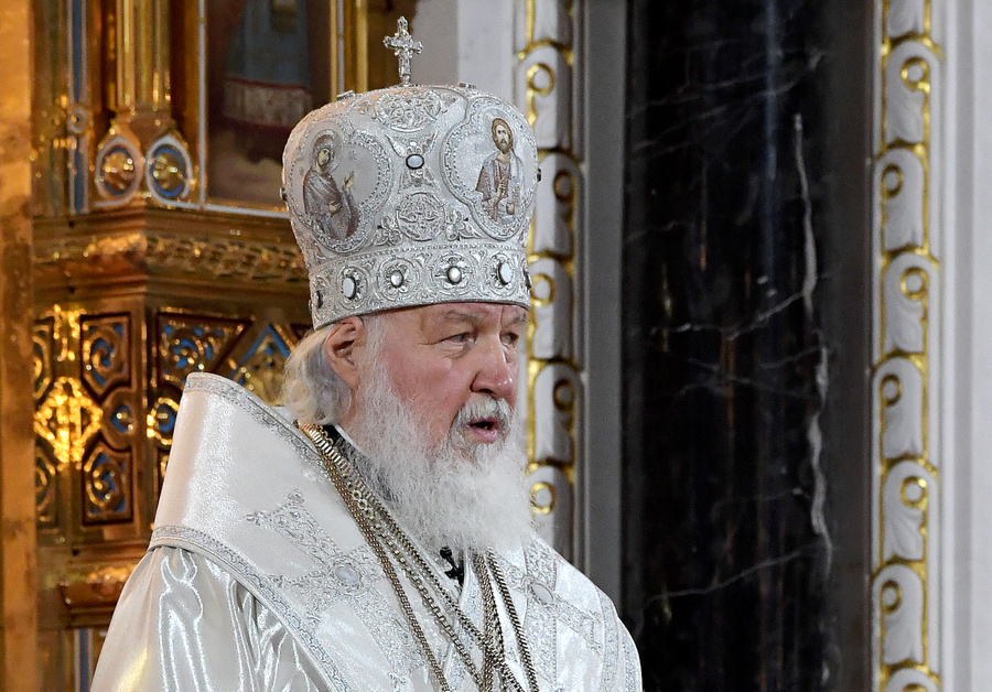 <p>Патриарх Московский и всея Руси Кирилл. Фото © ТАСС</p>