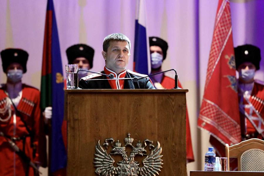 <p>Александр Власов. Фото © Официальный сайт Администрации Краснодарского края</p>