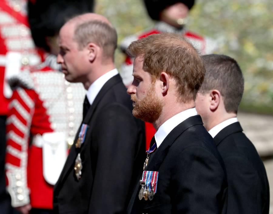 Принцы Уильям и Гарри отказались выступать с совместной речью