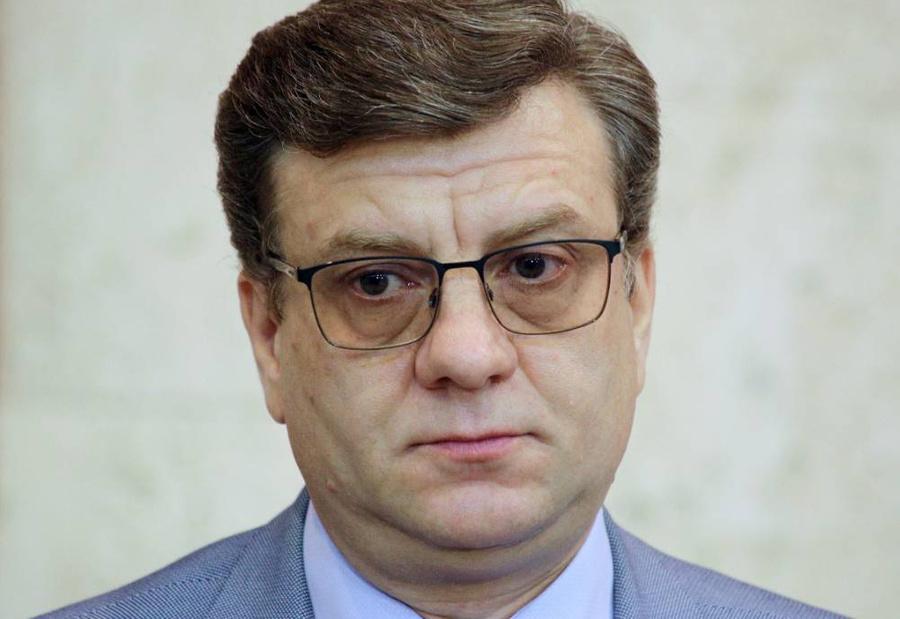 <p>Министр здравоохранения Омской области Александр Мураховский. Фото © ТАСС / Евгений Софийчук</p>