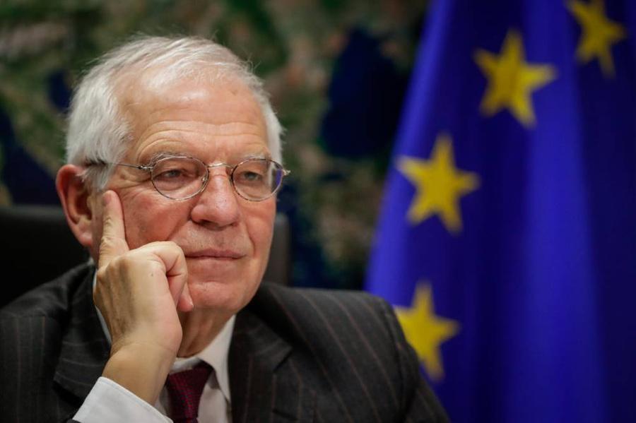 <p>Верховный представитель ЕС по иностранным делам и политике безопасности Жозеп Боррель. Фото © ТАСС / ЕРА</p>