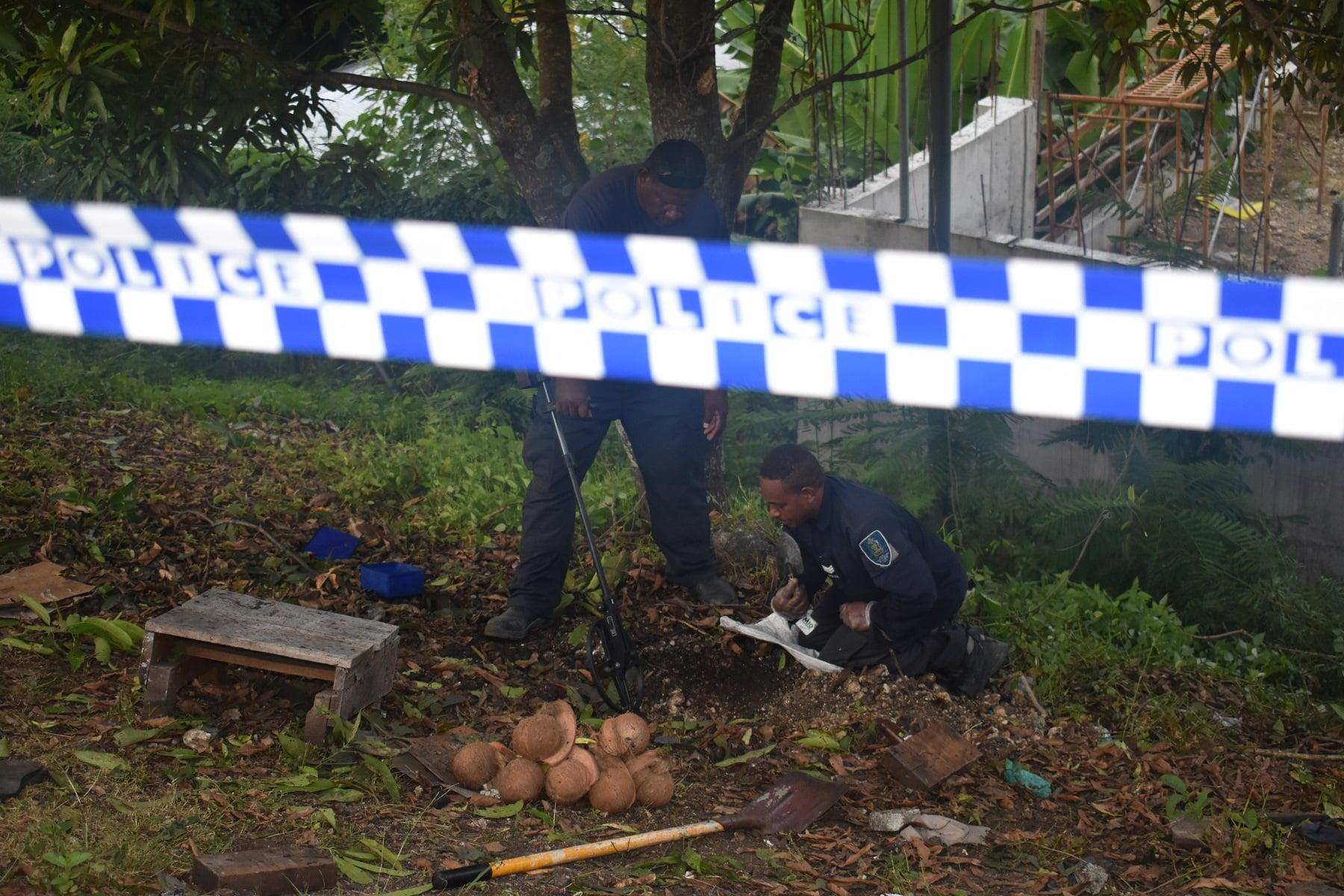 На Соломоновых островах взорвалась бомба времён Второй мировой войны, есть погибший