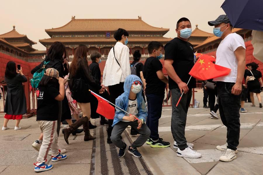 За год население Китая увеличилось на 11 миллионов человек