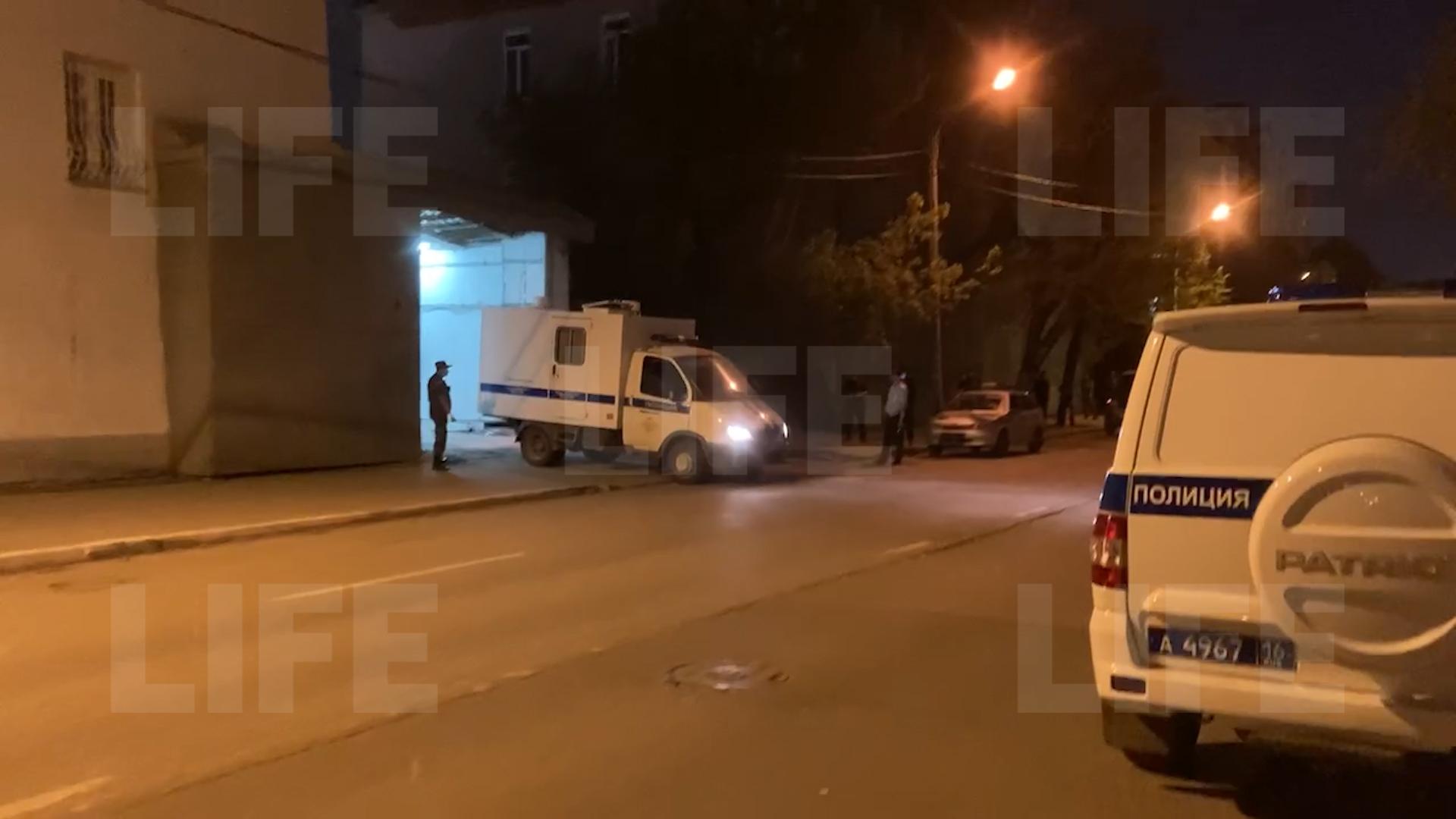 Виновника трагедии в Казани доставили в СИЗО