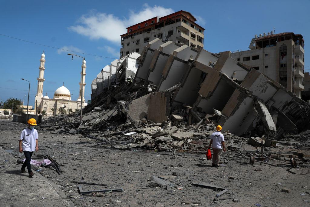 Песков призвал стороны арабо-израильского конфликта найти в себе силы для урегулирования