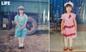 Детские фото Эльвиры Игнатьевой. Коллаж © LIFE