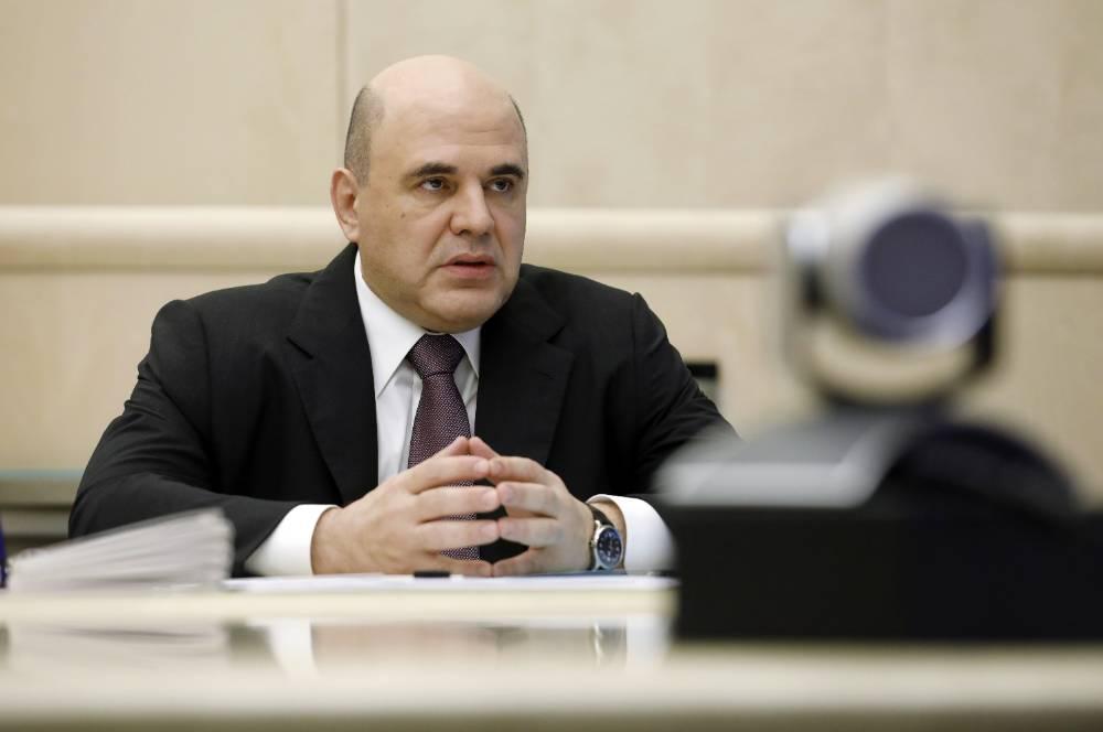 Мишустин — о поддержке россиян в пандемию: Каждая вторая семья получила выплаты