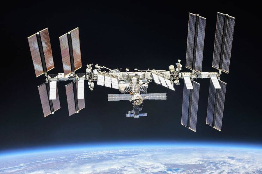 Названа дата создания российского робота для работы в открытом космосе